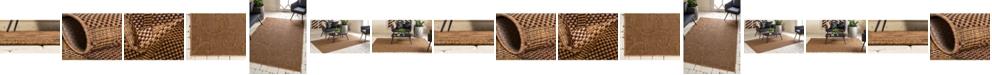 Bridgeport Home Pashio Pas7 Light Brown Area Rug Collection