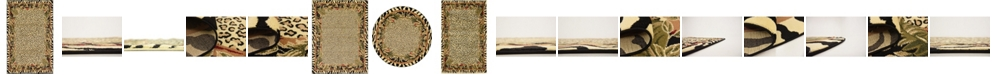 Bridgeport Home Maasai Mss1 Ivory Area Rug Collection