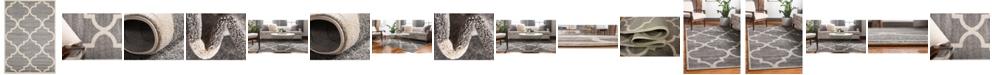 Bridgeport Home Arbor Arb3 Gray Area Rug Collection