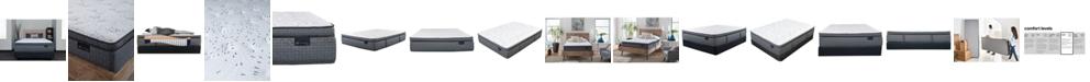 "King Koil Luxury Prescott 15"" Plush Pillow Top Mattress Set- King"