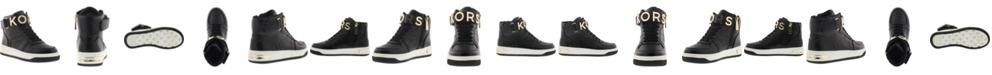 Michael Kors Toddler & Little Girls Tatum Edyn High Top Sneaker