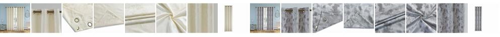 """Lyndale Decor Skye Room Darkening Curtain, 84"""" L x 54"""" W"""