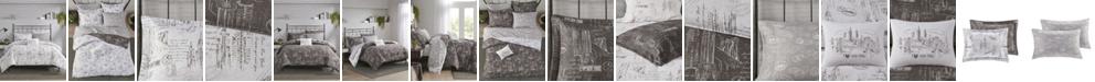 Madison Park Essentials New York 8 Piece California King Bedding Set