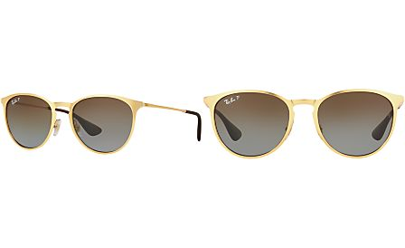 Ray-Ban Sunglasses, RB3539 ERIKA METAL