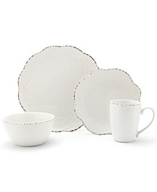 16-Pc. Everly Dinnerware Set