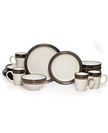 Mikasa Bailey 16-Piece Dinnerware Set