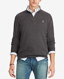 Polo Ralph Lauren Men's Big & Tall Luxury Jersey Pullover