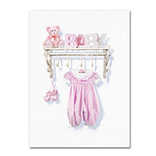 The Macneil Studio 'Birth Pink' Canvas Art Collection