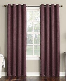 Collins Crushed Solid Curtain Collection