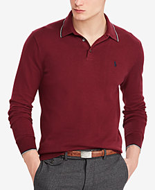 Polo Ralph Lauren Men's Cotton Polo Sweater