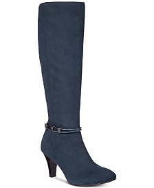Karen Scott Hollee Dress Boots, Created for Macy's