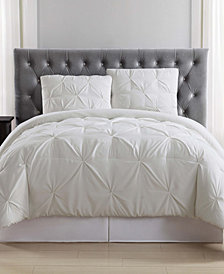 Truly Soft Pleated Full/Queen Comforter Set