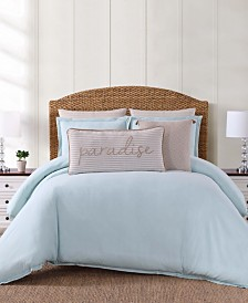 Oceanfront Resort Chambray Coast King 3 Piece Comforter Set