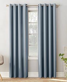 "Grant 54"" x 95"" Grommet Top Curtain Panel"