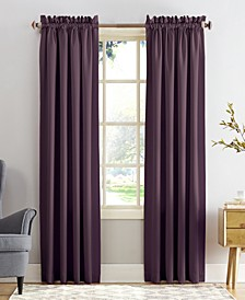 "Grant 54"" x 95"" Rod Pocket Top Curtain Panel"