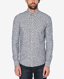 Original Penguin Men's Snowflake Pocket Shirt