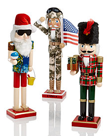 Holiday Lane Nutcraker Collection, Created for Macy's