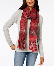 I.N.C. Ombré Metallic Scarf, Created for Macy's