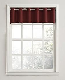 "No. 918 Montego 56"" x 14"" Grommet Curtain Valance"