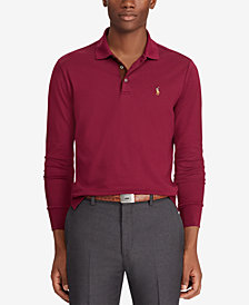 Polo Ralph Lauren Men's Big & Tall Classic Fit Soft Touch Polo Shirt