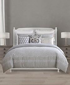 Chateau Cotton Reversible 8-Pc. Comforter Sets