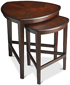 Finnegan 2-Pc. Nesting Table, Quick Ship