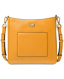 MICHAEL Michael Kors Gloria Pocket Swing Pack Crossbody