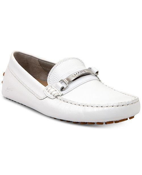 8a97dde73 Lacoste Men s Ansted 318 1 U Drivers   Reviews - All Men s Shoes ...