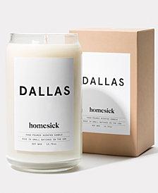 Homesick Dallas Candle