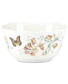 Lenox Butterfly Meadow Melamine All-Purpose Bowl