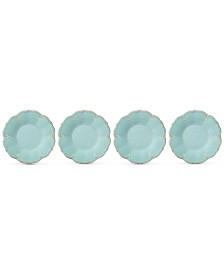 Lenox French Perle Melamine Dinner Plates, Set of 4