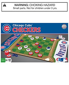 MasterPieces Chicago Cubs Checkers