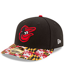 New Era Baltimore Orioles Turn Back The Clock Low Profile 59FIFTY FITTED Cap