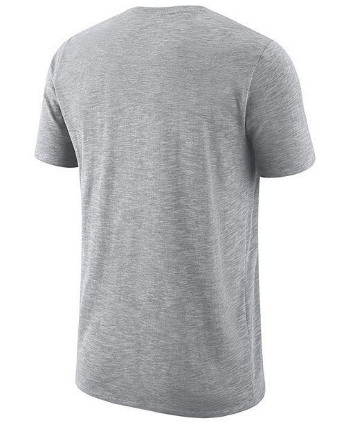 0db683364 Nike Men s Dallas Cowboys Dri-Fit Cotton Slub On-Field T-Shirt ...