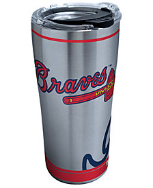 Tervis Tumbler Atlanta Braves 20oz. Genuine Stainless Steel Tumbler