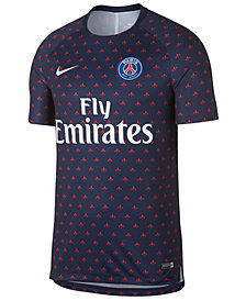 Nike Men's Paris Saint-Germain Club Team Dry Squad T-Shirt GX2