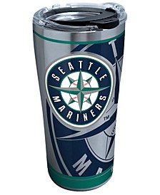 Seattle Mariners 20oz. Genuine Stainless Steel Tumbler
