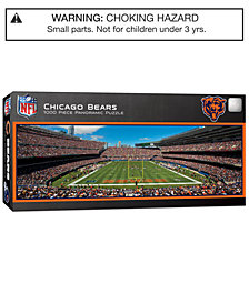 MasterPieces Chicago Bears 1000 Piece Panoramic Puzzle