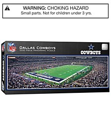 MasterPieces Dallas Cowboys 1000 Piece Panoramic Puzzle