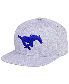 Top of the World SMU Mustangs Solar Snapback Cap
