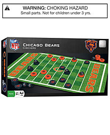 MasterPieces Chicago Bears Checkers