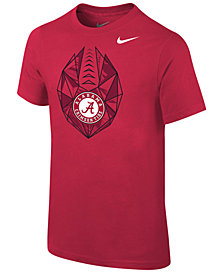 Nike Alabama Crimson Tide Icon T-Shirt, Big Boys (8-20)
