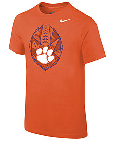 Nike Clemson Tigers Icon T-Shirt, Big Boys (8-20)