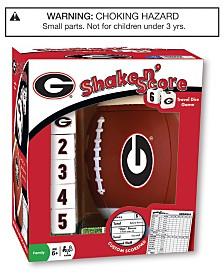 MasterPieces Georgia Bulldogs Shake N Score Game