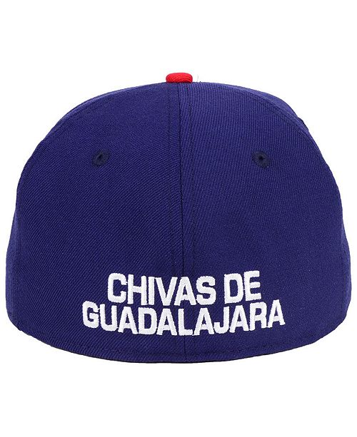 d4bbb70ace7 New Era Chivas Liga MX 59FIFTY FITTED Cap   Reviews - Sports Fan ...