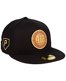New Era Pittsburgh Pirates Area Patch 59FIFTY FITTED Cap