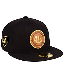 New Era San Francisco Giants Area Patch 59FIFTY FITTED Cap