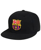 Fan Ink FC Barcelona EPL Fi Fitted Cap fa476fe994a