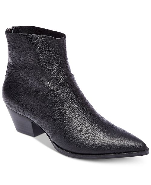 c6b86f167 Steve Madden Women's Cafe Pointed-Toe Booties & Reviews - Boots ...