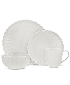 Godinger Coquille 16-Pc. Dinnerware Set, Service for 4